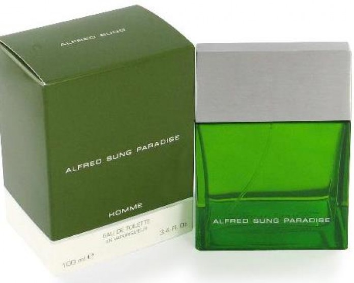 ALFRED SUNG PARADISE 100ML/Edt M
